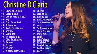 MUSICA CRISTIANA DE ADORACION CHRISTINE DCLARIO EXITOS MIX 30 GRANDES EXITOS