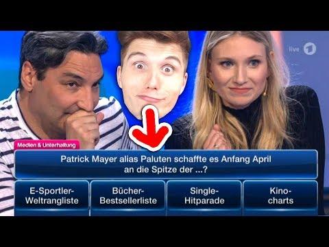 Ich bin eine QUIZFRAGE im Fernsehen (ARD)