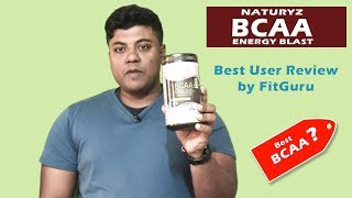 NATURYZ BCAA | The best user Review || by FitGuru ||