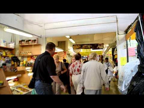 アキーラさん散策お薦め!ラトヴィア・リガの市場2,Market,Riga,Latvia