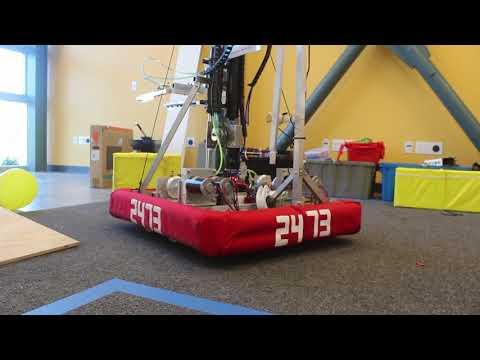 2473 Goldstrikers Robot Reveal 2018
