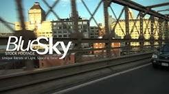Queensboro Bridge, Brooklyn Bridge, Williamsburg Bridge, 9 Camera MultiCam