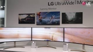 CES 2017: Das LG Monitor-Line-up