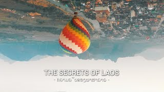 The secrets of Laos | Cinematic adventure movie (Motorbike trip)