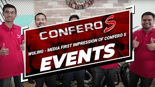 Download Video Wuling - Media First Impression of Confero S MP3 3GP MP4