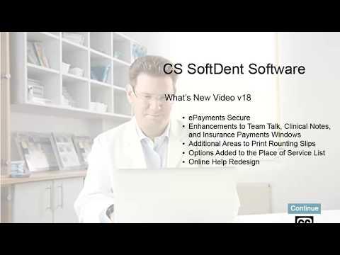 cs-softdent-what's-new-video-v18.0