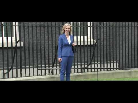 Liz Truss appointed Justice Secretary