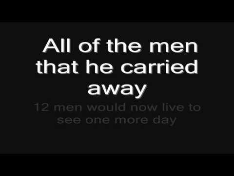 Sabaton - The Ballad Of Bull (lyrics) HD