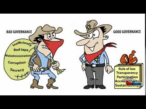 good governance explained