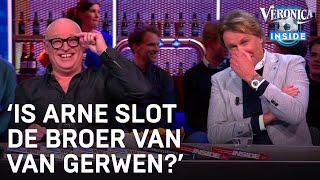 René van der Gijp: 'Is Arne Slot de broer van Michael van Gerwen?'