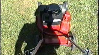 TORO 2 CYCLE Lawnmower SUZUKI ENGINE
