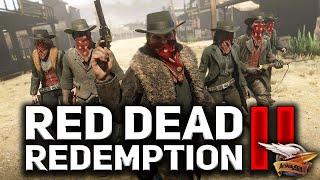 Red Dead Redemption 2 на ПК - Прохождение - Часть 14 / Видео