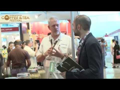 International Coffee and Tea Festival, Dubai, UAE 2014 show video