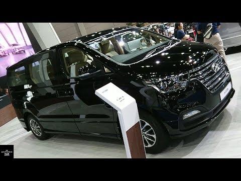 พาชม 2018 Hyundai H1 Elite 2.5 CRDi Minorchange ภายนอก ภายใน