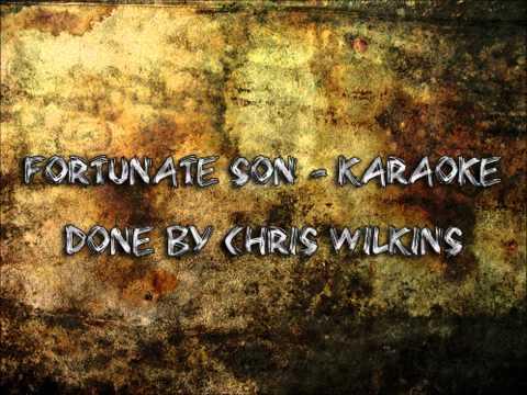Fortunate Son-Karaoke