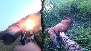 Охота #233 удачная охота на косулю