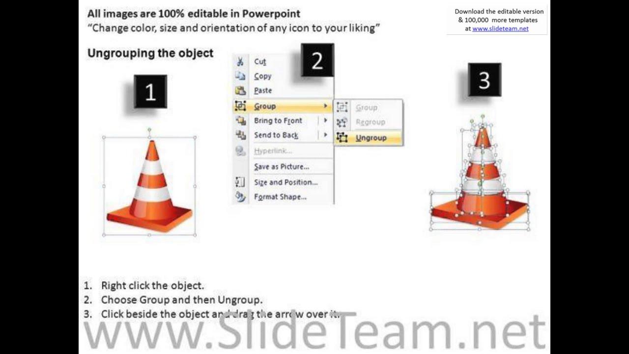 Traffic cone with text box powerpoint templates editable ppt slides traffic cone with text box powerpoint templates editable ppt slides presentation infographics slides toneelgroepblik Gallery