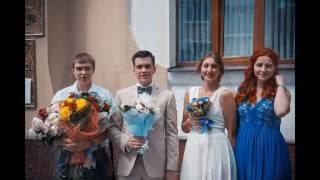 #КатиноЛукошко. Свадьба. Регистрация.