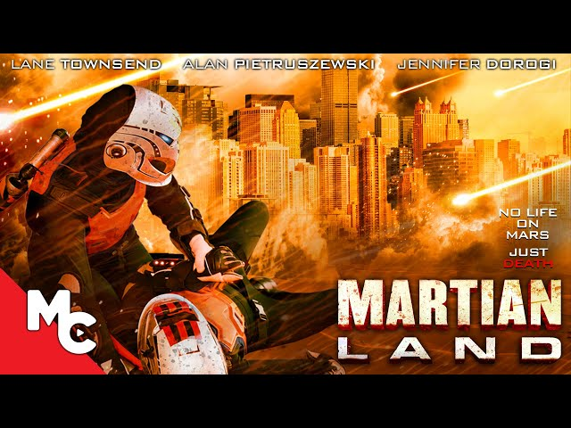 Martian Land | Full Action Sci-Fi Movie