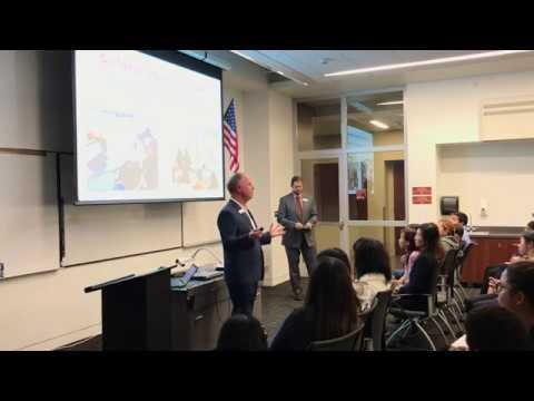 Rancho Lab School Parent Meeting 11-15-17