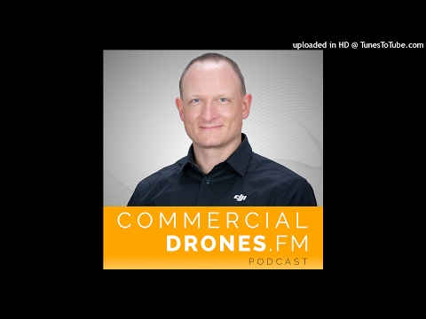 #032 - Drones For: Good, Search and Rescue, and Enterprise with DJI's Romeo Durscher
