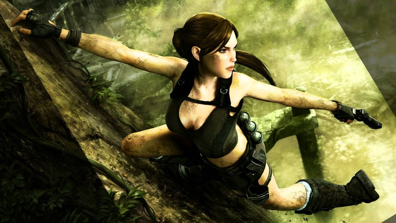 Tomb Raider Underworld 1080p Wallpaper Download Youtube