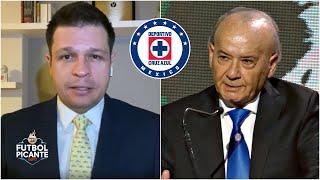 CASO CRUZ AZUL Lo último: 'Billy Álvarez NO PRETENDE entregarse': León Lecanda | Futbol Picante