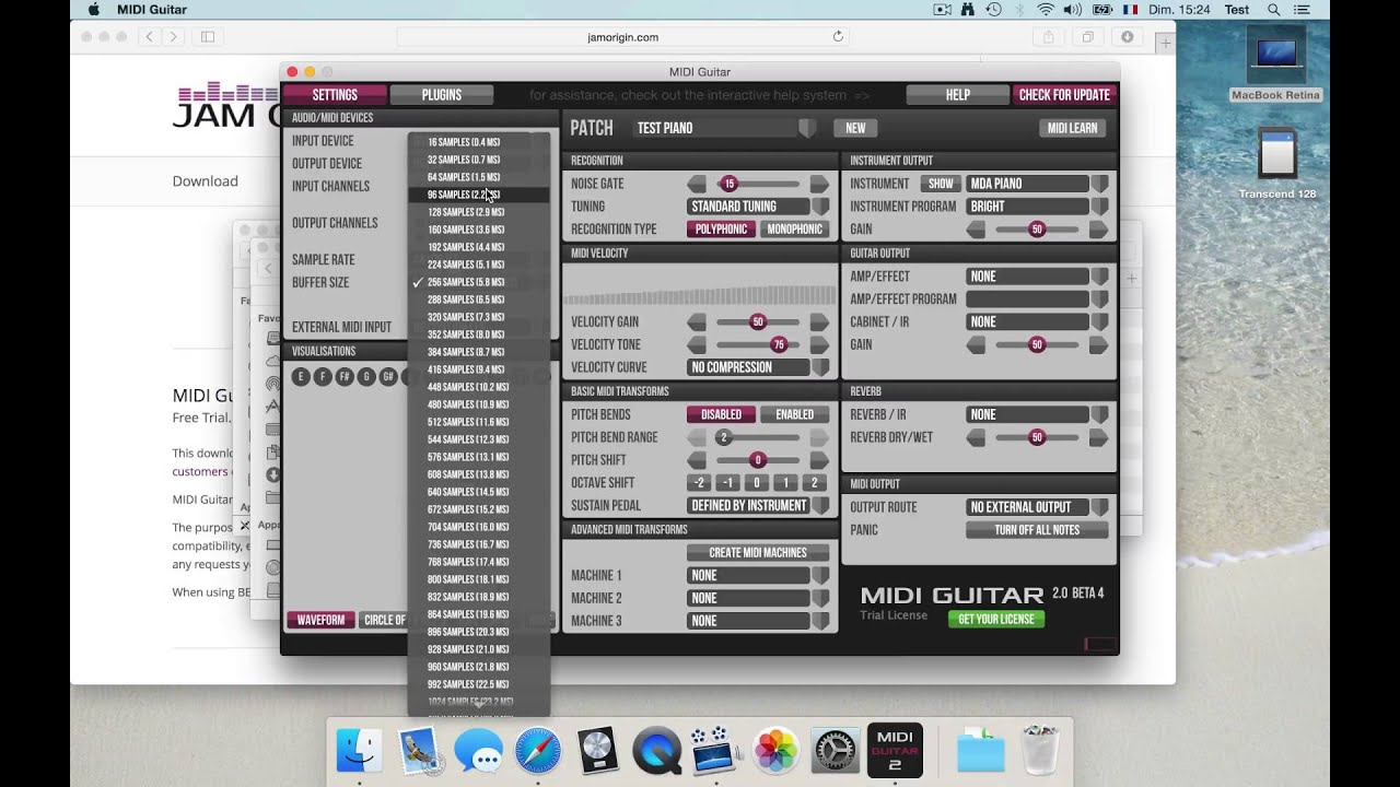 Jam Origin MIDI Guitar 2 VST Free Download