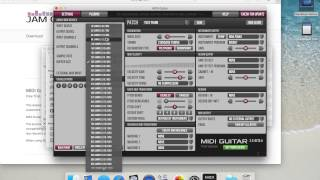"Test ""MIDI Guitar 2"" (Jam Origin)"