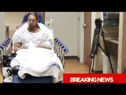 Big Cass undergoes knee surgery - BREAKING NEWS