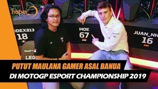 Putu Maulana Gamer Asal Banua Di Global Series Motogp Esport Championship 2019
