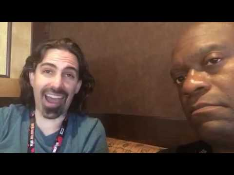 Bear McCreary Interview On MARVEL and Battlestar Galactica Music At Comic Con Part 1 #SDCC