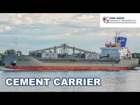 Van Aalst Group - Cement Carrier
