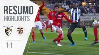 Highlights   Resumo: Portimonense 1-1 Santa Clara (Liga 19/20 #10)