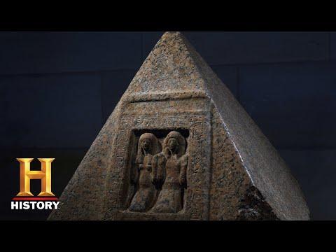 Ancient Aliens: Giorgio Explains the Benben Stones (Season 13)   History