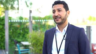 12th Annual GDDIF 2019 Wahid Awad Director of Business Strategy CILcare  Testimonial