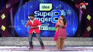 Super Singer 8 Episode - 2 II Revanth & Ramya Performance