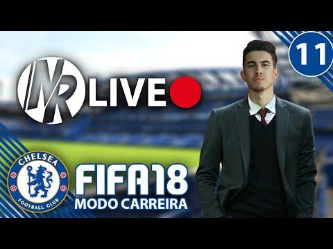 'ÉPOCA DE TRANSFERÊNCIAS' | FIFA 18 Modo Carreira (Chelsea FC) T.2 #11 (NebuRLive)