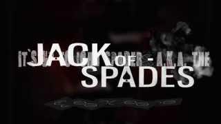 JACK OF SPADES book trailer