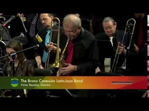 Bronx Conexión Latin-Jazz Big Band Havana Blues