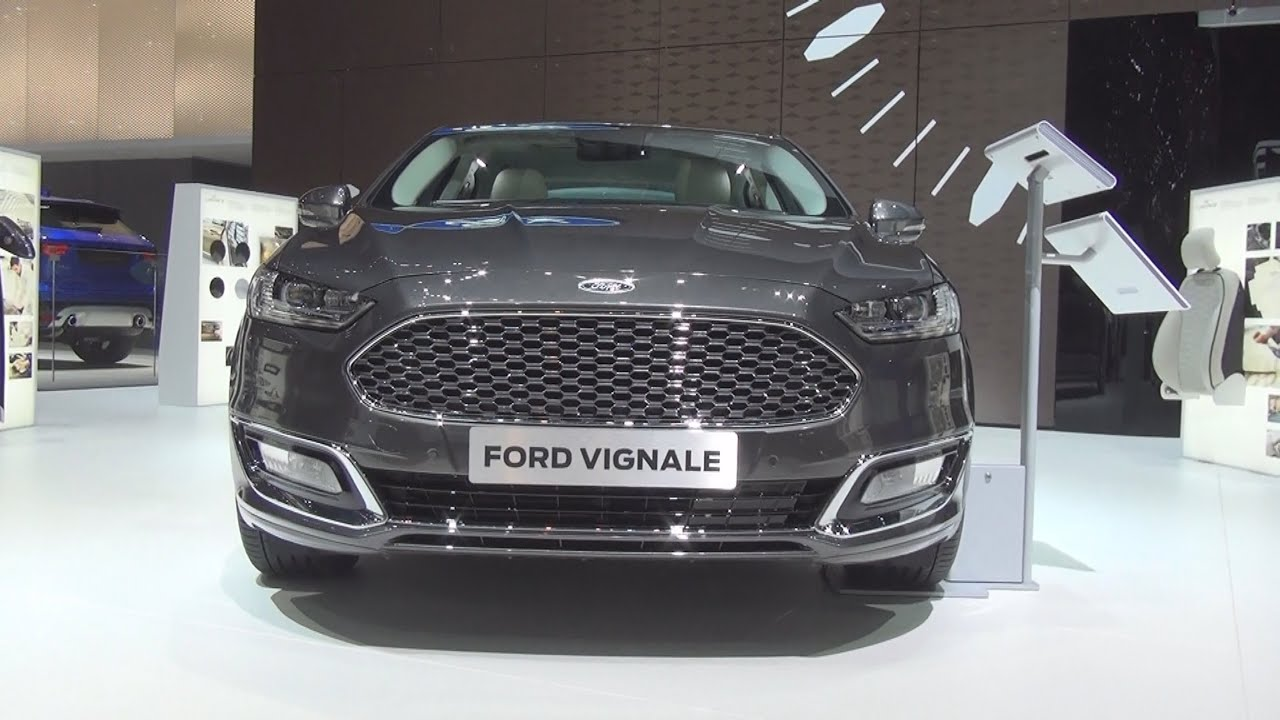 ford mondeo vignale 2 0 tdci 4x4 magnetic 2016 exterior and interior in 3d youtube. Black Bedroom Furniture Sets. Home Design Ideas