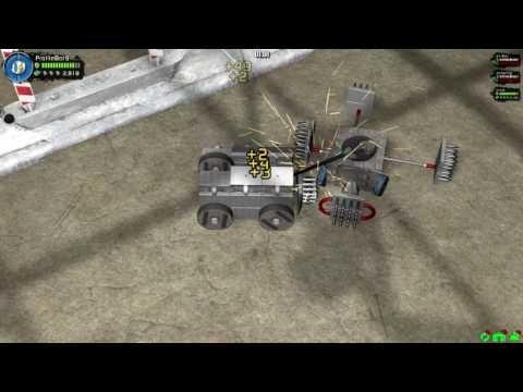 Robot Arena III final launch trailer