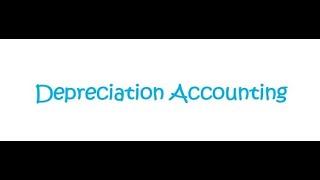 Depreciation accounting (Malayalam)Part 3