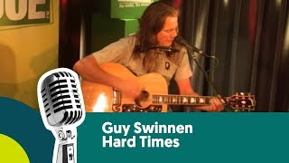 "Guy Swinnen, ""Hard Times"" en kippenvel!"