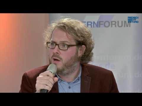 #wortgewalt - Journalismus und Onlinekommentare - Podiumsdiskussion