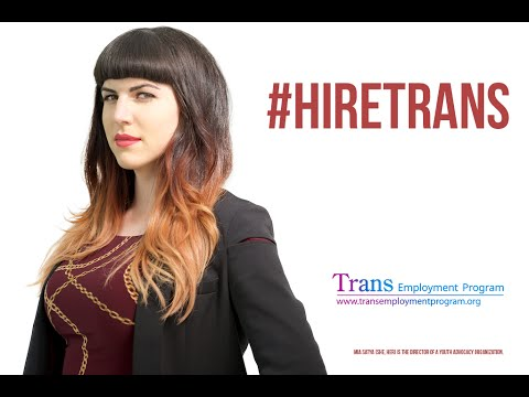 #HireTrans NO EXCUSES
