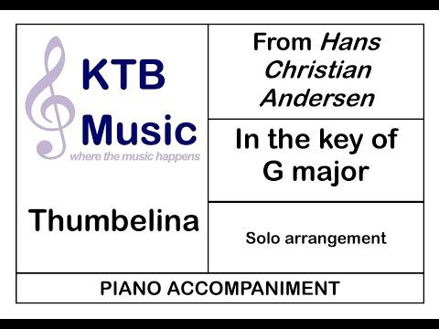 LCM Step 1 Thumbelina (from Hans Christian Andersen)[Piano Accompaniment]
