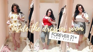 Forever 21 Plus | Inside the Dressing Room Plus Size