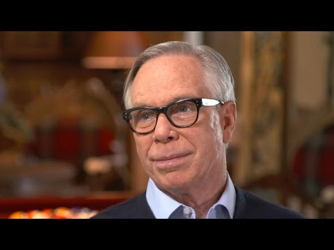 Tommy Hilfiger on new memoir, success and family