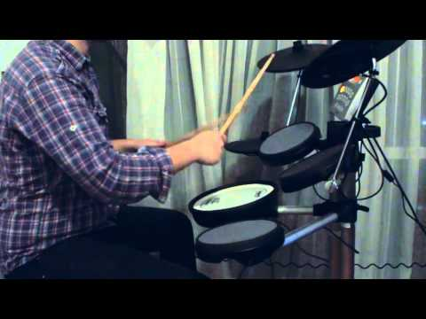 God Is Here- Darlene Zschech Drum Cover